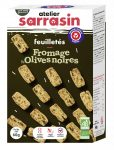 Fromage & Olives noires - 60g